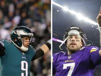 NFC konferenciadöntő beharangozó – Vikings at Eagles